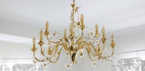 Bathroom Chandeliers: A New Trend?