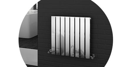 chrome radiators