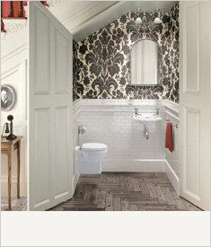 Cloakroom Basins