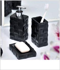 Co-ordinated Bathroom Accessories
