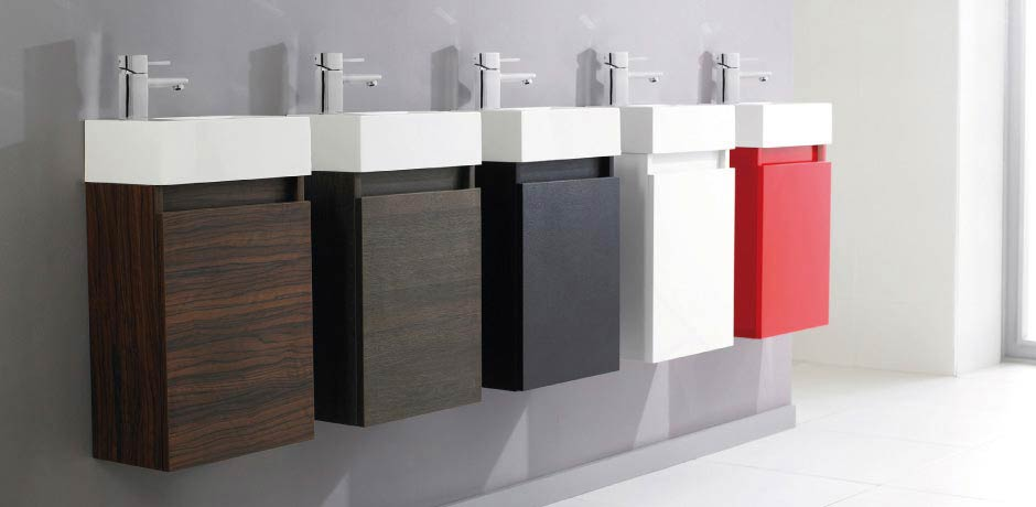 Colour Matched Bathrooms