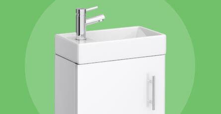 compact vanity unit