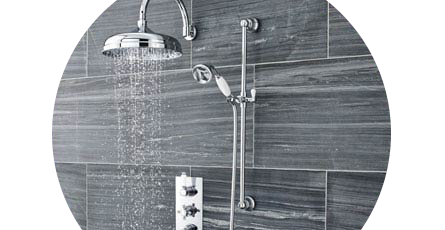 Shower set | Complete shower | Victorian Plumbing