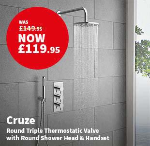 Cruze Shower Sale