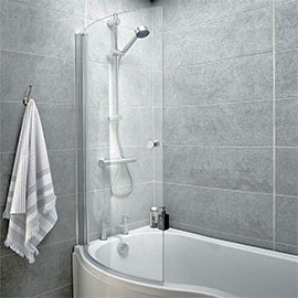 Curved Bath Screens