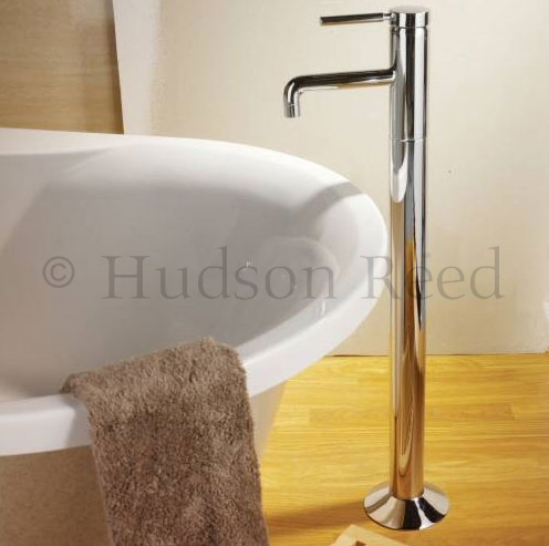 Hudson Reed Mono Standpipe - Chrome - DA315 profile large image view 2