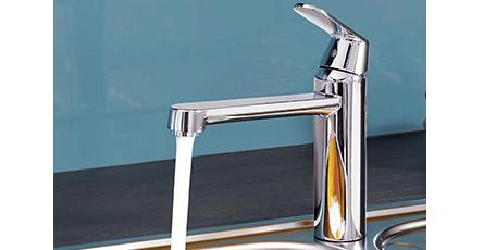 designer kitchen taps