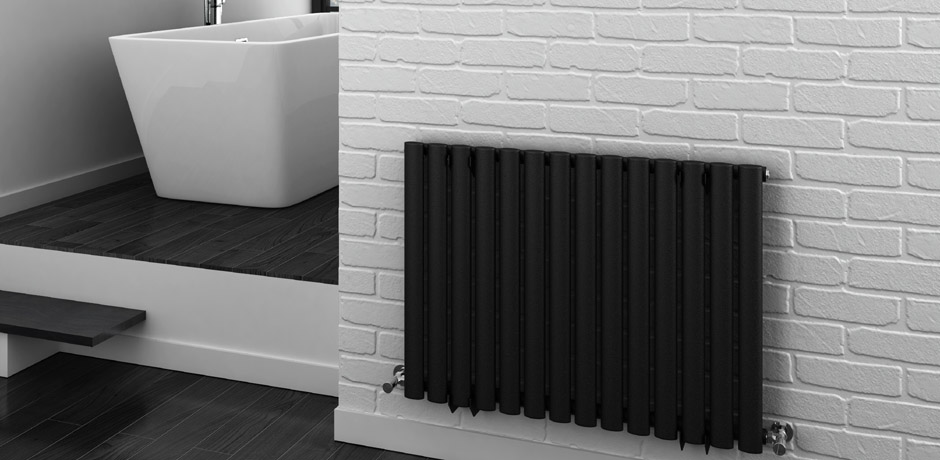 Unusual Radiators domestic heating system.. luxurius and efficient with a  infrared