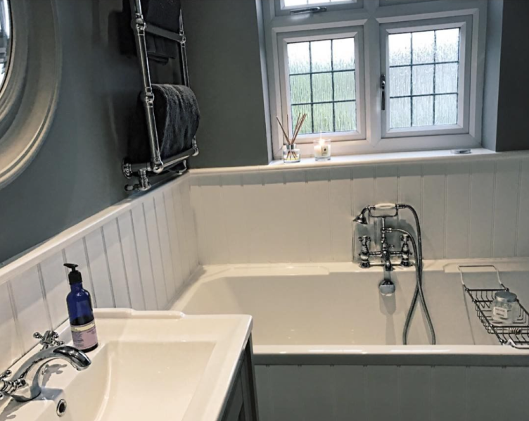 Legend Traditional Bathroom Suite At Victorian Plumbing Uk: Emily's Traditional Bathroom