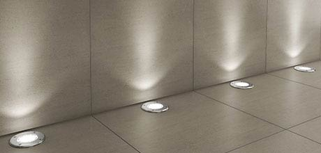 Bathroom Floor Lights
