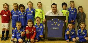 Victorian Plumbing Sponsor Local Kids Football Club