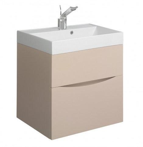 Bauhaus - Glide II Vanity Unit and Basin - Calico - 3 size options
