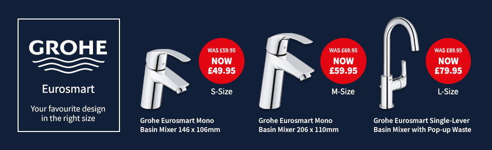 grohe euroshowers banner