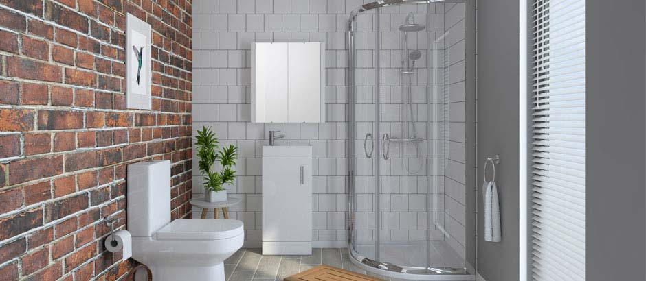 Harmony Shower Enclosure Suite