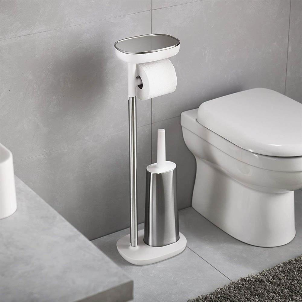 Joseph Joseph toilet paper holder | Bathroom accessories | Victorian Plumbing