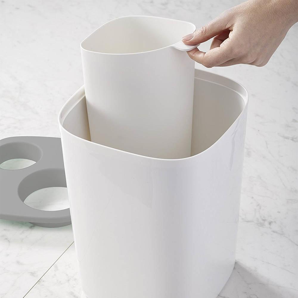Joseph Joseph bathroom bin | Victorian Plumbing