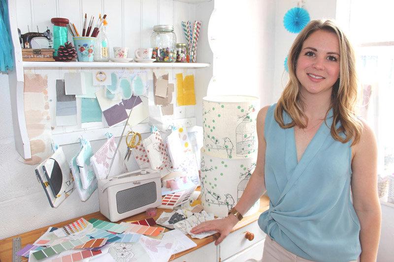 Laura Milligan - Alison Cork's Inspirations