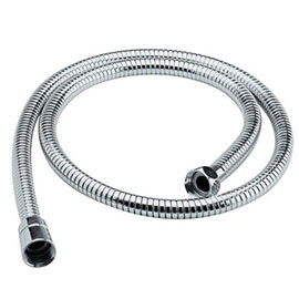 Nuie 1.75m Shower Flex Hose - Chrome - A393