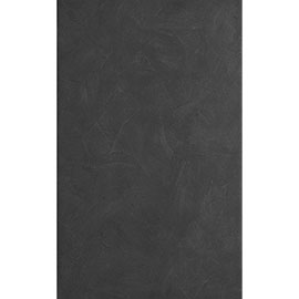 17 Taranto Matt Black Wall Tiles - 25 x 40cm