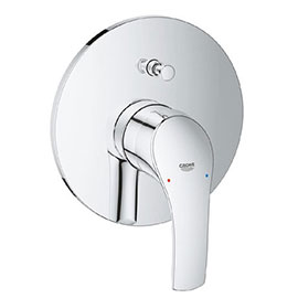 Grohe Eurosmart Single Lever Bath Shower Mixer Trim - 19450002