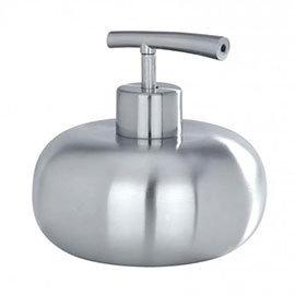 Wenko Nova Soap Dispenser - Stainless Steel - 20027100