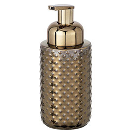 Wenko Keo Copper Ceramic Soap Dispenser - 23267100