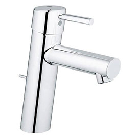 Grohe Concetto Mono Basin Mixer with Pop-up Waste - 23450001