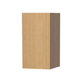 Miller - New York Small Storage Cabinet - Oak