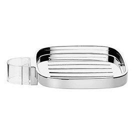 hansgrohe Casetta E Soap-Dish for Shower Slider Kit - 26519000