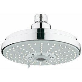Grohe Rainshower Cosmopolitan 160 Head Shower with 4 Spray Patterns - 27134000