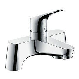 hansgrohe Focus Single Lever Bath Filler (Low Pressure) - 31523000