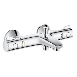 Grohe Grohtherm TMV2 800 Wall Mounted Thermostatic Bath Shower Mixer - 34567000