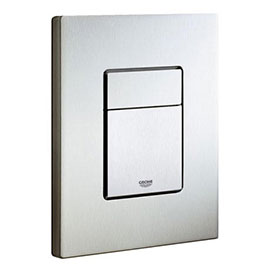 Grohe Skate Cosmopolitan Stainless Steel WC Wall Flush Plate - 38732SD0