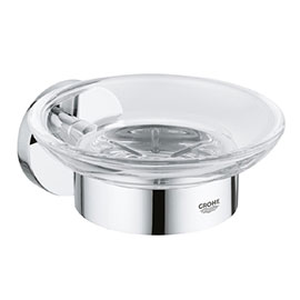 Grohe Essentials Soap Dish with Holder - 40444001