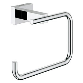 Grohe Essentials Cube Toilet Roll Holder - 40507001