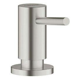 Grohe Cosmopolitan Soap Dispenser - SuperSteel - 40535DC0