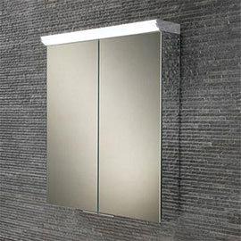 HIB Flare LED Mirror Cabinet - 44900