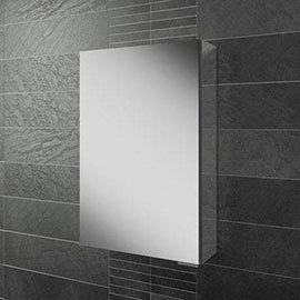 HIB Eris 40 Aluminium Mirror Cabinet - 45000