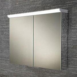 HIB Ember 80 LED Mirror Cabinet - 45400