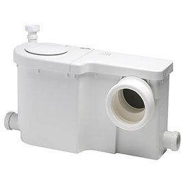 Stuart Turner Wasteflo WC3 Bathroom Macerator Waste Pump