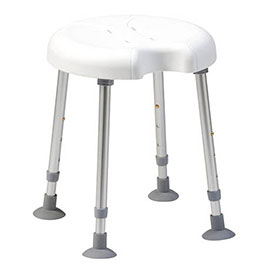 Drive DeVilbiss Delphi Shower Stool with Single Recess - 540200000
