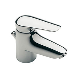 Roca Monojet-N Chrome Basin Mixer Tap excluding Waste - 5A3139C00