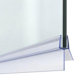10-16mm Gap Bath Shower Screen Door Seal Strip - Glass 6-8mm