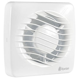"""Xpelair - DX100 4"""" Axial Extraction Fan - 90839AW"""