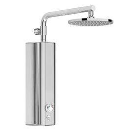 AQUAS AquaMax Top Manual Smart 9.5KW Full Chrome Electric Shower