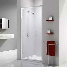 Merlyn Ionic Express Bifold Shower Door