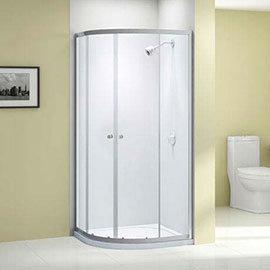 Merlyn Ionic Source 2 Door Quadrant Enclosure