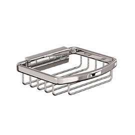 Britton Bathrooms - Small Rectangular Wire Basket