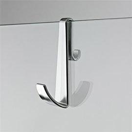 Hudson Reed - Robe Hook for Frameless Shower Enclosures - ACC013