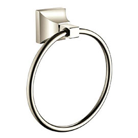 Heritage Chancery Towel Ring - Vintage Gold - ACHTRGG